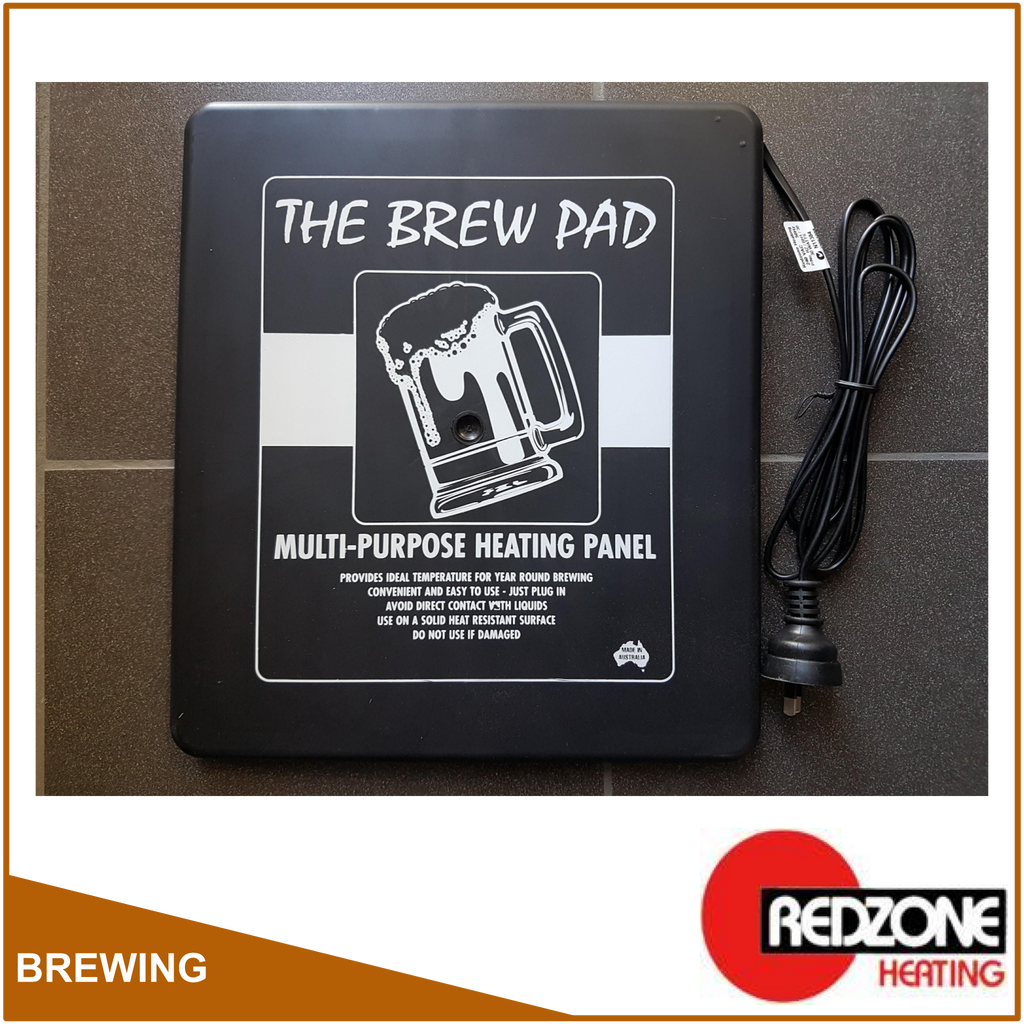 Brewing Heat Pad - Redzone - Rigid