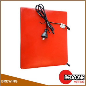 Brewing Heat Pad - Redzone - Flexible  (range of sizes available)