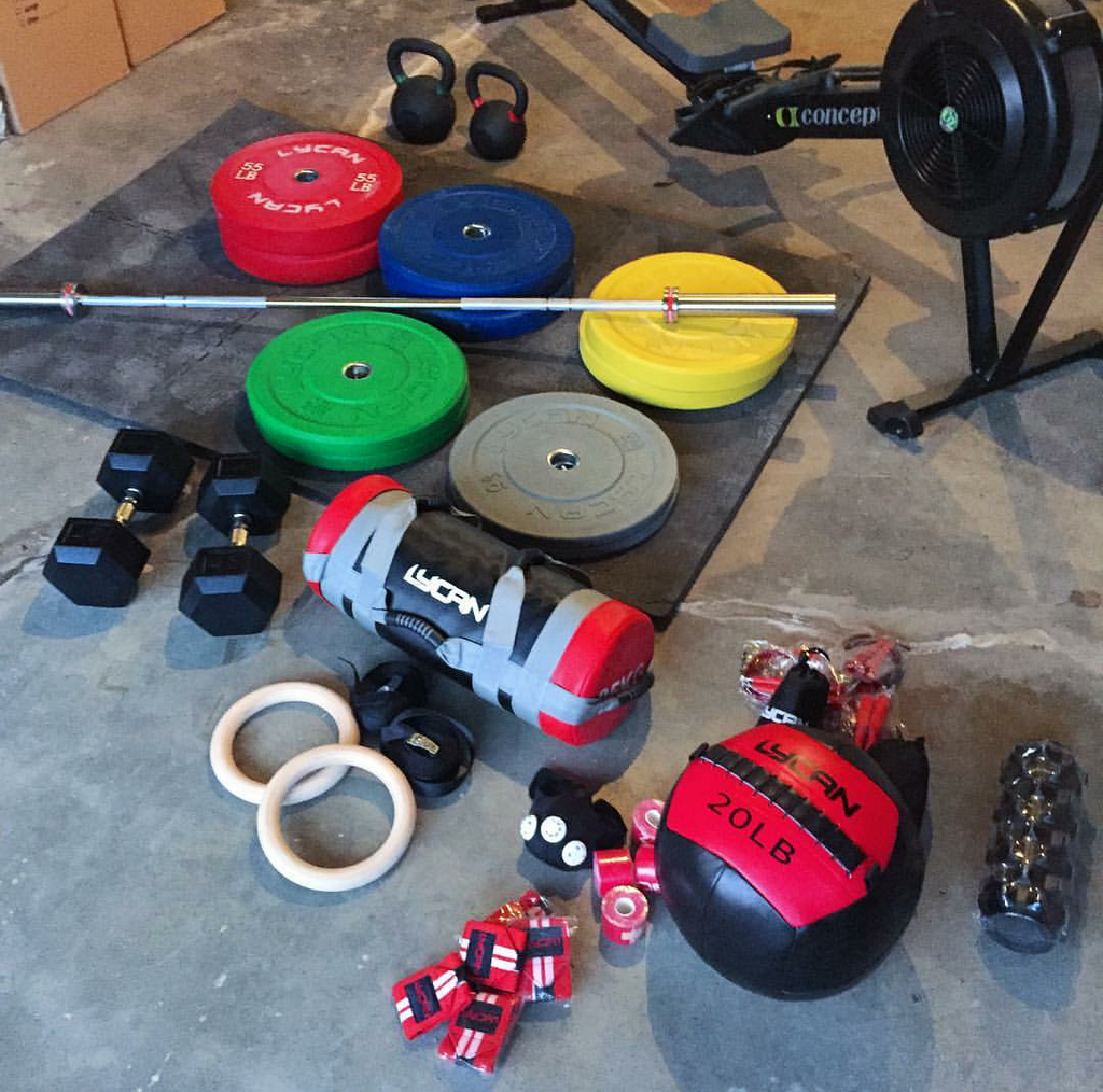 Functional Fitness Home Gyms