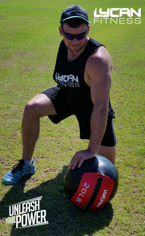 Meet the Owner of LYCAN Fitness Australia