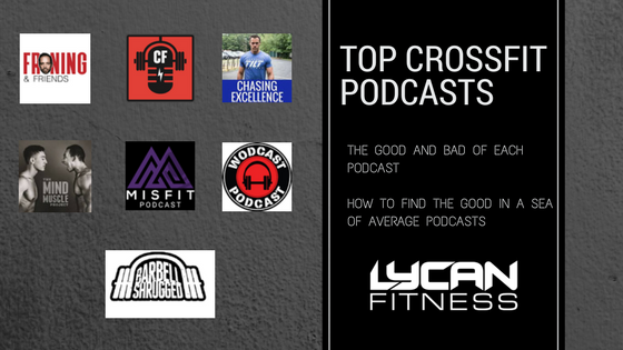 Best Crossfit related Podcasts