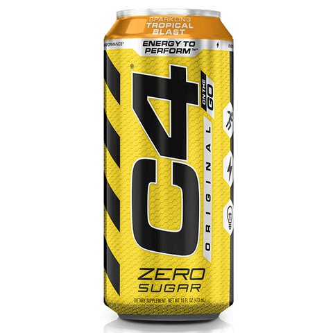 Cellucor C4 Carbonated 473ml Cans