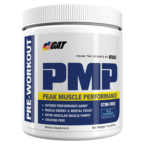 GAT Sport PMP Pre workout - With Stim