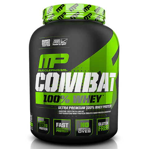 Muscle Pharm - Combat 100 % Whey