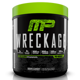 Muscle Pharm Wreckage