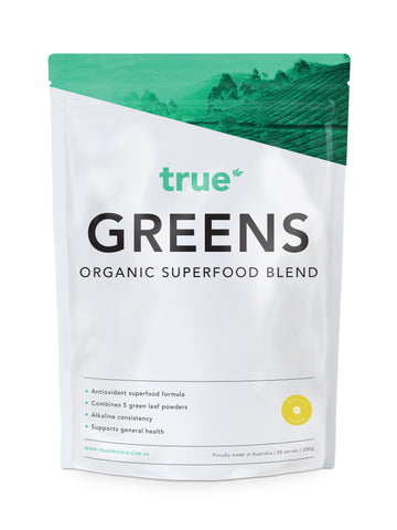True Organic Greens Powder