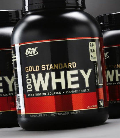 Optimum Nutrition 100% Gold Standard Whey