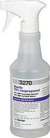 Sterile 70% Isopropanol Trigger-Spray Bottle