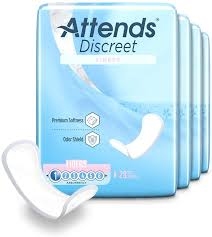Attends® Discreet Panty Liners - for Women