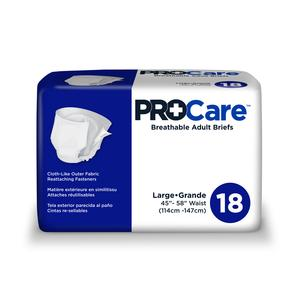 ProCare Bariatric Brief Adult Diapers