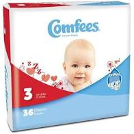 Attends® Comfees® Baby Diapers