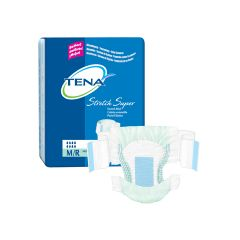 TENA® Stretch Super Absorbency Adult Brief