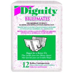 "Dignity Beltless Undergarment  Size: 13-1/2"" x 26-1/2"""