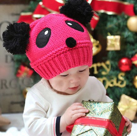 Baby Knitted Hats - Little Bear - New York Looks