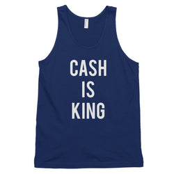 CASH IS KING - TANK TOP - New York Looks