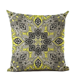BOHEMIAN CLASSIC STYLE CUSHION COVERS - 45CM X 45CM - New York Looks