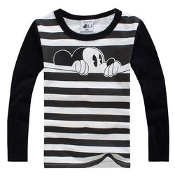 New 2016 Children T Shirts - Mickey Mouse - New York Looks