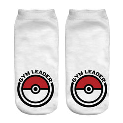 Japan Anime Pokemon Funny Unisex 3D Print Socks - New York Looks