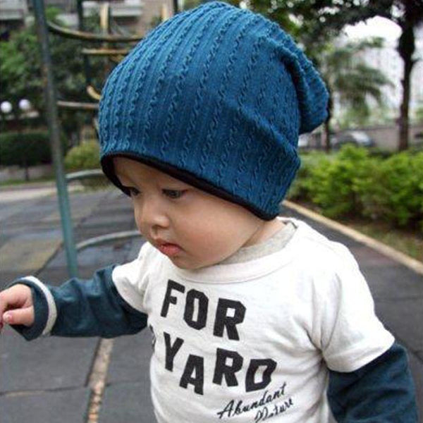 Baby Knitted Hats - Thick Warmer - New York Looks