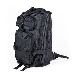 Military Strength - Tactical Assault Survival Backpack - New York Looks