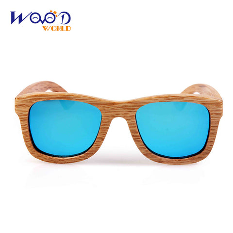 Fashion Wood Sunglasses Men Women Wooden Sun Glass Bamboo sunglasses  bamboo Eyewear Wood Glasses - GT Bamboo and More