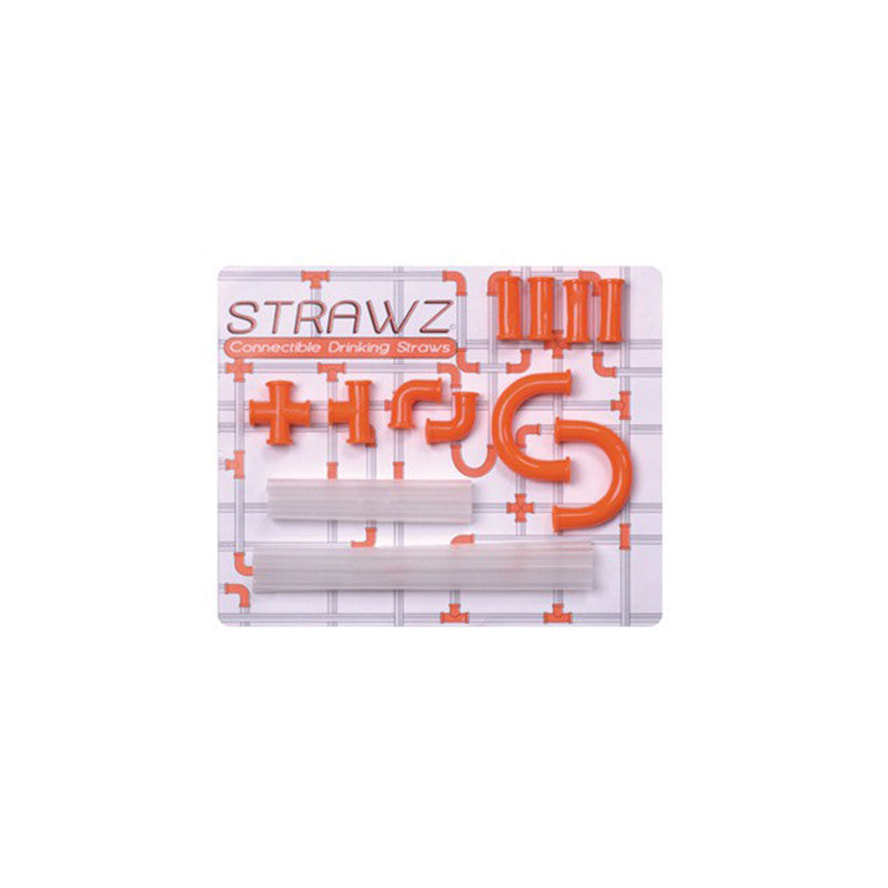 Connectable Drinking Straws