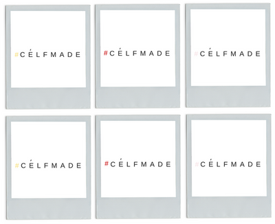 The Célfmade Tee