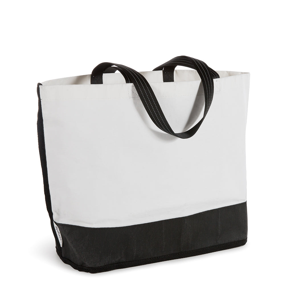 the Colorblock tote: MD