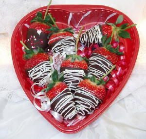 Chocolate Dipped Stawberries