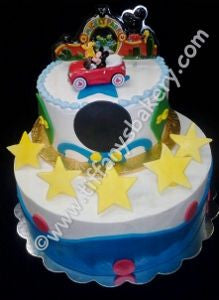 Mickey Mouse Celebration Cake
