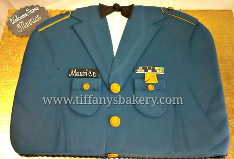 Military Uniform Jacket