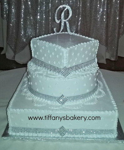 Petite Designs Premier Wedding Cake