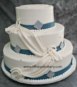 Jackie Premier Wedding Cake