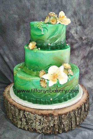 Forest Premier Wedding Cake