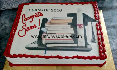 Class of 2016 Laptop, Book, Diploma