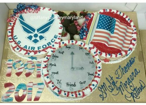 Military Retirement Clock