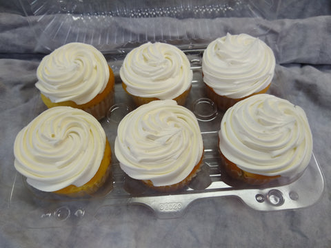Cupcakes - 6 Count - Available Today - CALL TO CONFIRM BEFORE ORDERING