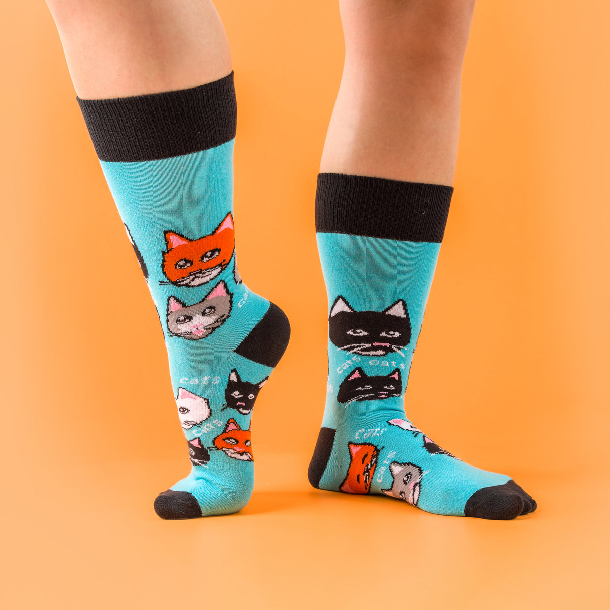 Cat Lover Socks