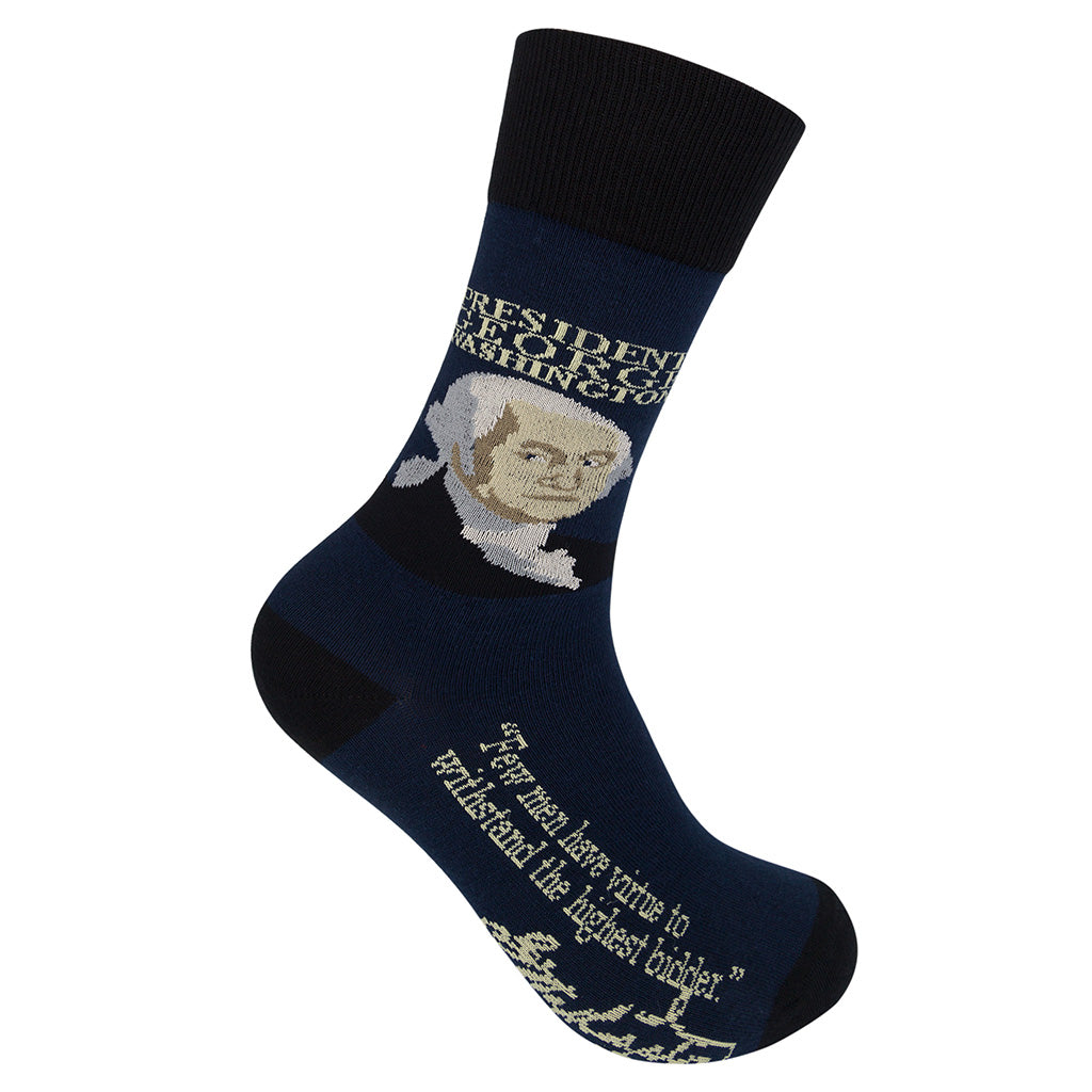 President George Washington Socks