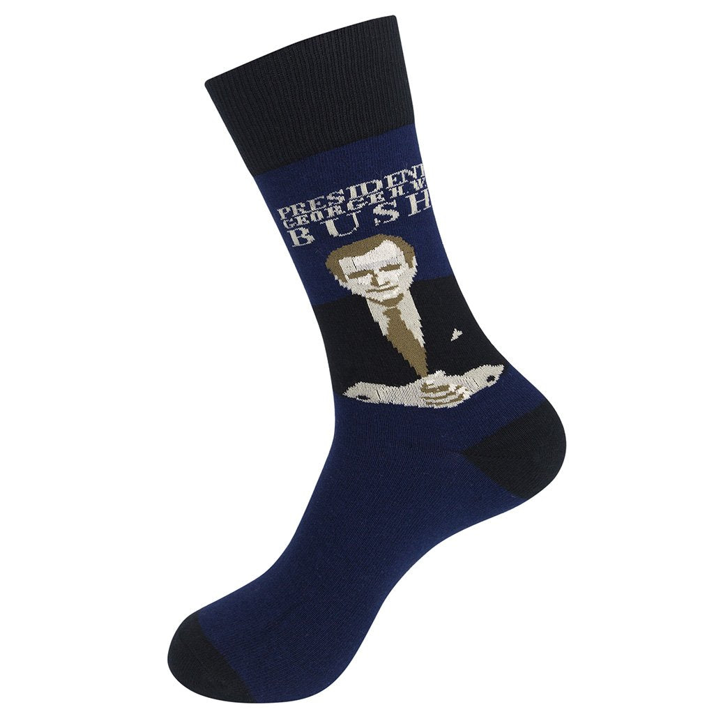 President George Hw Bush (41) Socks