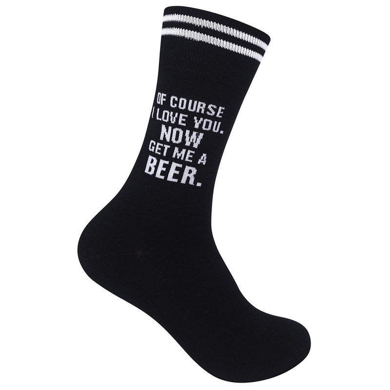 15190020 - Of Course I Love You Socks
