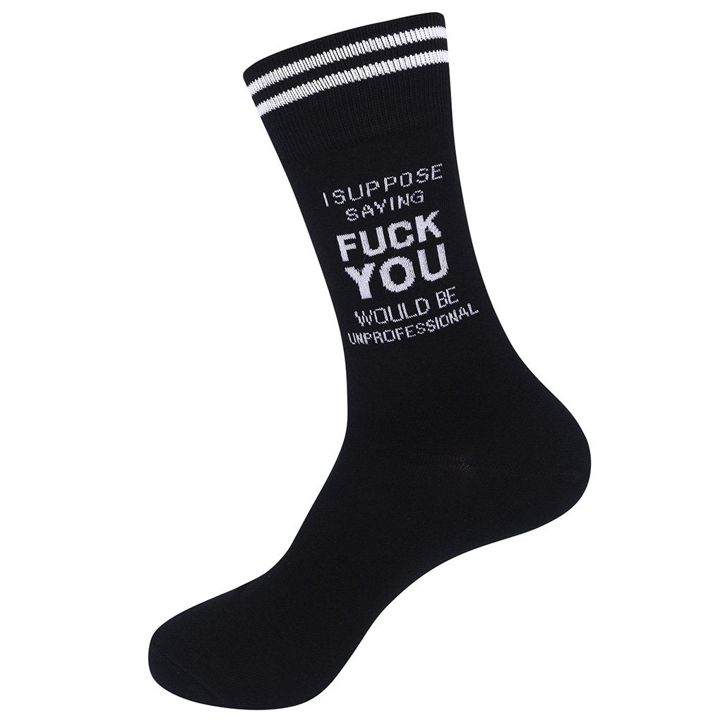 Unprofessional Socks