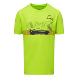 Aston Martin Racing Children's Car T-Shirt
