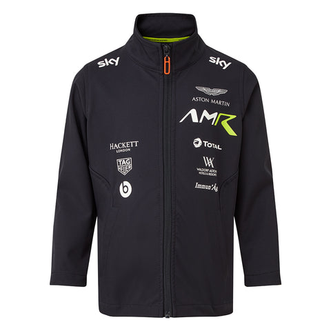 NEW Aston Martin Racing Children's Jacket