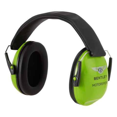 NEW Bentley Motorsport Children's Ear Defenders