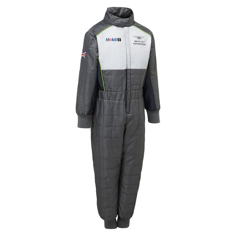 Bentley Motorsport Children's Overalls