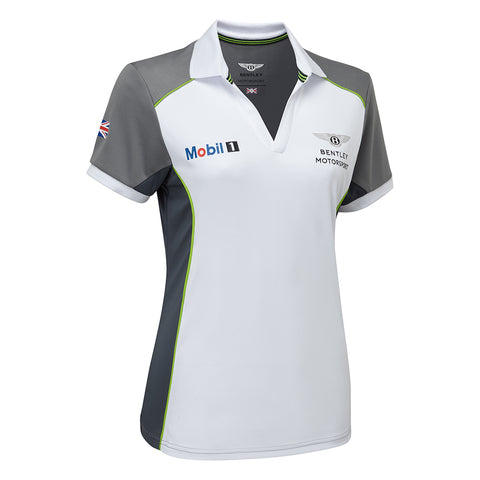 Bentley Motorsport Ladies Polo Shirt