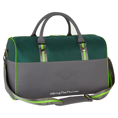 NEW Bentley Motorsport Weekend Bag