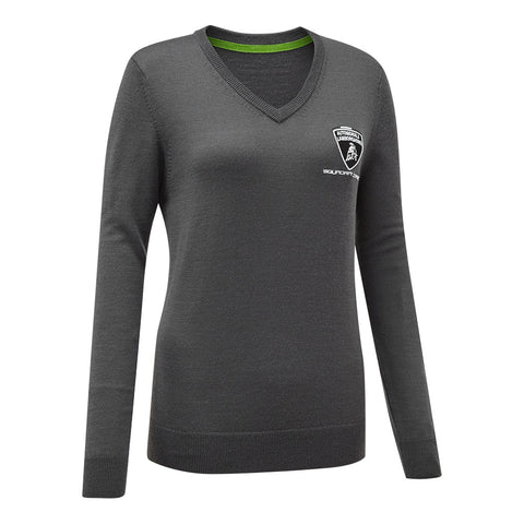 NEW Lamborghini Women's Knitted Sweater