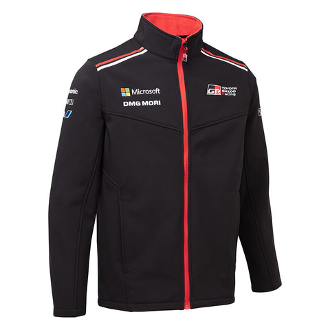 Toyota Gazoo Racing Rally Team Softshell Jacket